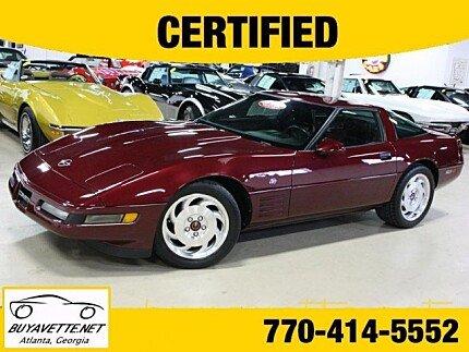 1993 Chevrolet Corvette Coupe for sale 100863391