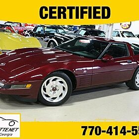 1993 Chevrolet Corvette Coupe for sale 100863391