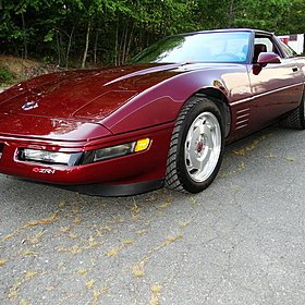 1993 Chevrolet Corvette ZR-1 Coupe for sale 100903786