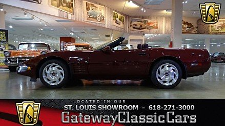 1993 Chevrolet Corvette Convertible for sale 100964679