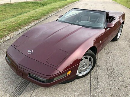 1993 Chevrolet Corvette Convertible for sale 100984269