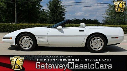 1993 Chevrolet Corvette Convertible for sale 100989519
