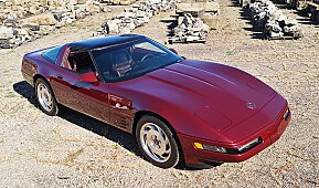 1993 Chevrolet Corvette for sale 100994863