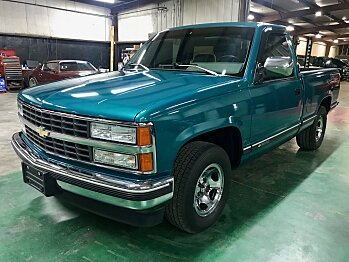 1993 Chevrolet Silverado 1500 2WD Regular Cab for sale 101006858