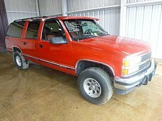 1993 Chevrolet Suburban 4WD for sale 100943528