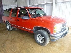 1993 Chevrolet Suburban 4WD for sale 100973173