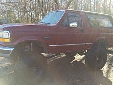 1993 Ford Bronco for sale 100846601