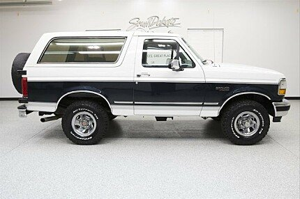 1993 Ford Bronco for sale 100916685