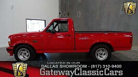 1993 Ford F150 2WD Regular Cab Lightning for sale 100756717