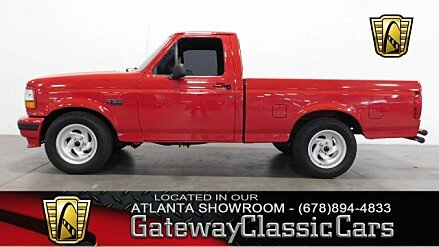 1993 Ford F150 2WD Regular Cab Lightning for sale 100963514