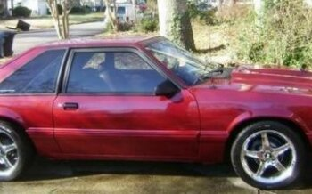 1993 Ford Mustang LX V8 Hatchback for sale 100743483