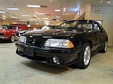 1993 Ford Mustang Cobra Hatchback for sale 100798397
