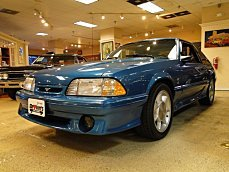 1993 Ford Mustang Cobra Hatchback for sale 100853546