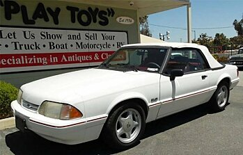 1993 Ford Mustang LX V8 Convertible for sale 100888785