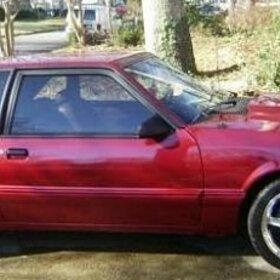 1993 Ford Mustang LX V8 Hatchback for sale 100743483