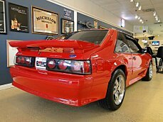 1993 Ford Mustang GT Hatchback for sale 100892241