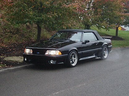 1993 Ford Mustang GT Convertible for sale 100911905