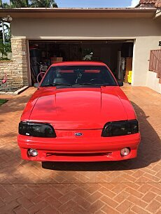1993 Ford Mustang GT Hatchback for sale 100917371