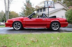 1993 Ford Mustang GT Convertible for sale 100926646