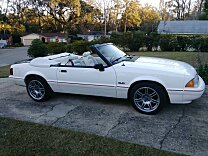 1993 Ford Mustang LX V8 Convertible for sale 100979697