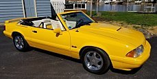 1993 Ford Mustang LX V8 Convertible for sale 100983235
