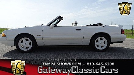 1993 Ford Mustang LX V8 Convertible for sale 100997503