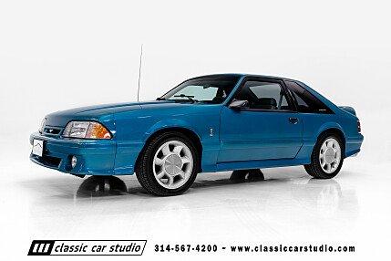1993 Ford Mustang Cobra Hatchback for sale 101003754