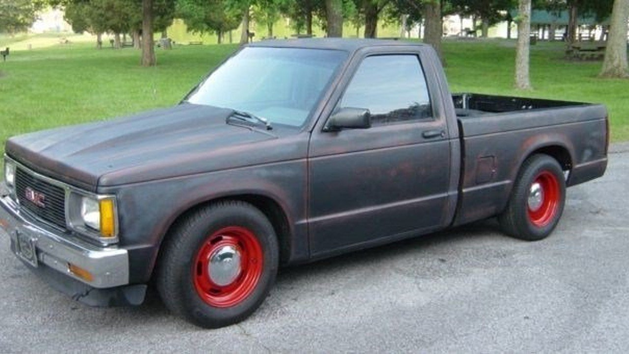 1993 gmc sonoma for sale near hendersonville tennessee 37075 classics on autotrader. Black Bedroom Furniture Sets. Home Design Ideas
