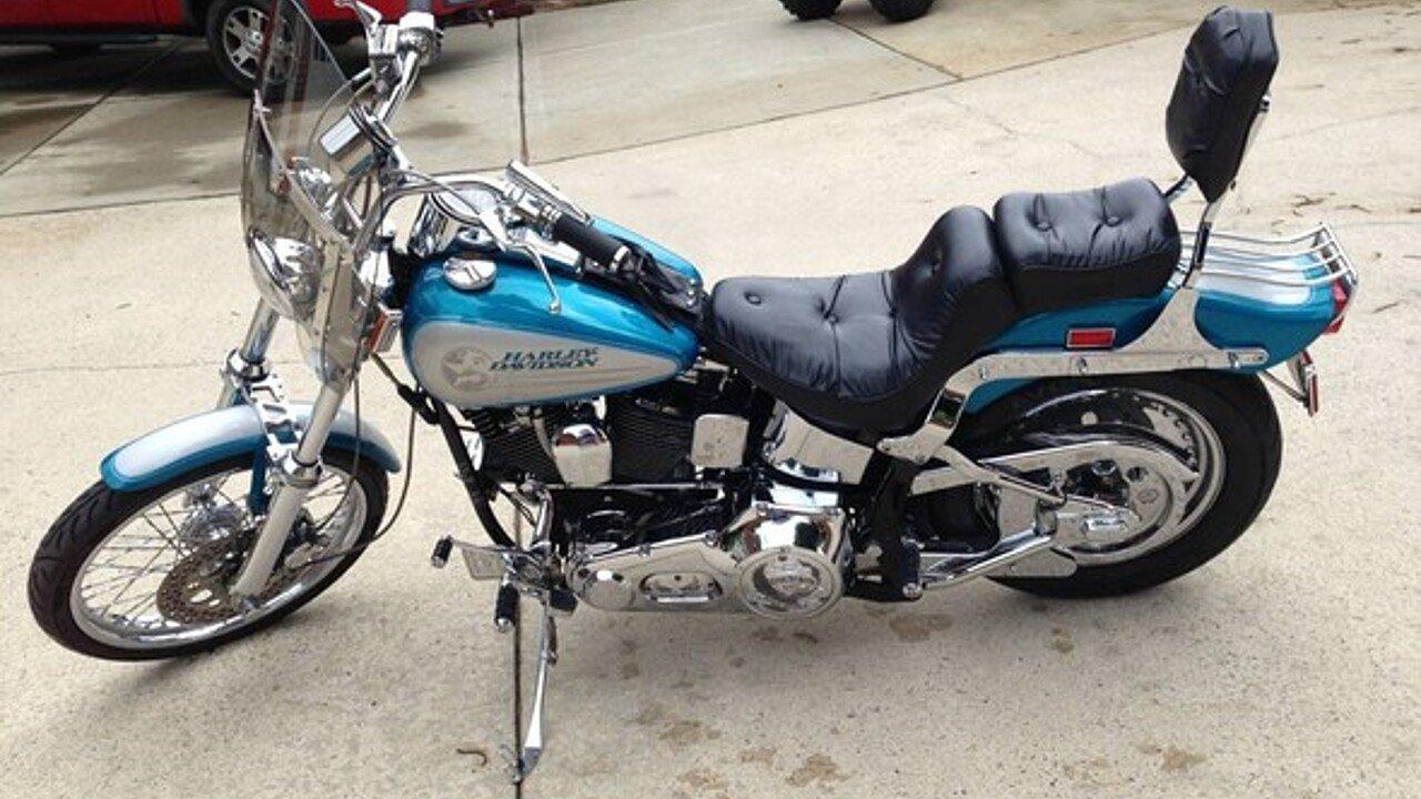 1993 Harley-Davidson Softail for sale 200462861