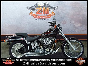 1993 Harley-Davidson Softail for sale 200613356