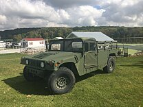 1993 Hummer H1 2-Door Hard Top for sale 100917321