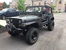 1993 Jeep Wrangler 4WD S for sale 100785836