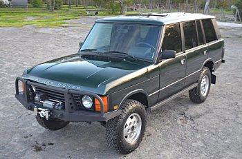 1993 Land Rover Range Rover LWB for sale 100979187