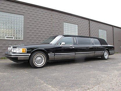 1993 Lincoln Town Car for sale 100845538