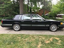 1993 Lincoln Town Car Signature for sale 100895980