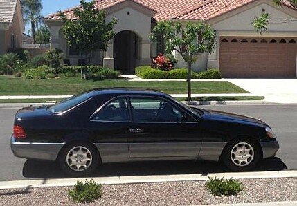 1993 Mercedes-Benz 500SEC for sale 100792116