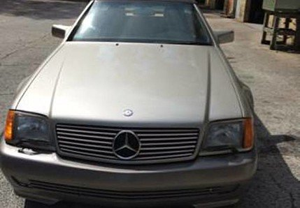 1993 Mercedes-Benz 600SL for sale 100815937