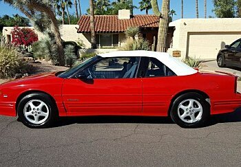 1993 Oldsmobile Cutlass Supreme Convertible for sale 100896662