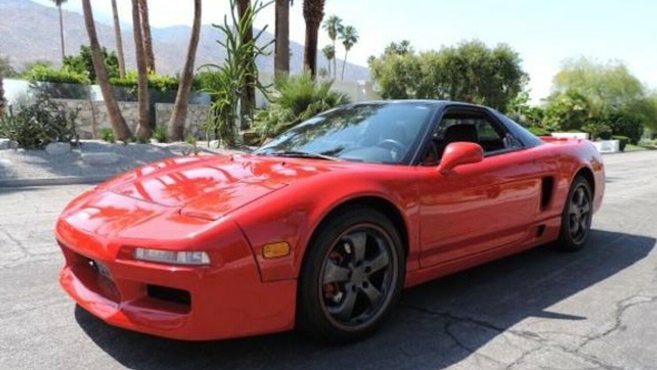 for acura nsx t autogespot sale december