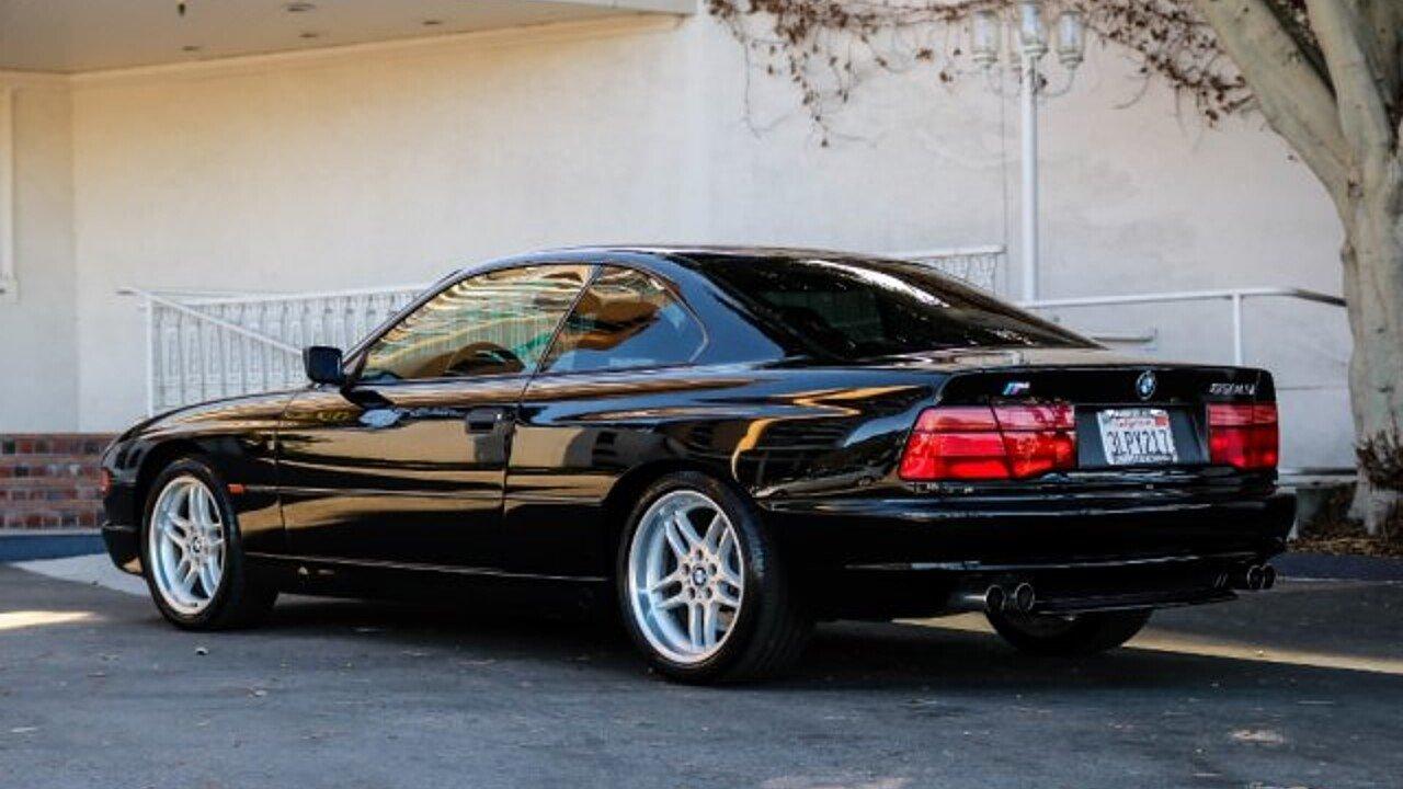 BMW CSi For Sale Near Marina Del Rey California - 850csi bmw for sale