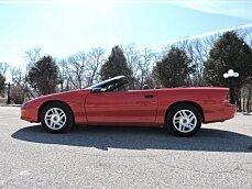 1994 Chevrolet Camaro Convertible for sale 100967487