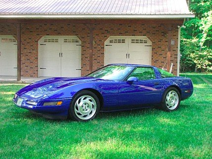 1994 Chevrolet Corvette Coupe for sale 100772026