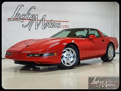1994 Chevrolet Corvette Coupe for sale 100850522