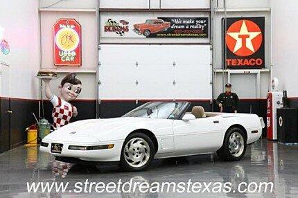 1994 Chevrolet Corvette Convertible for sale 100909798