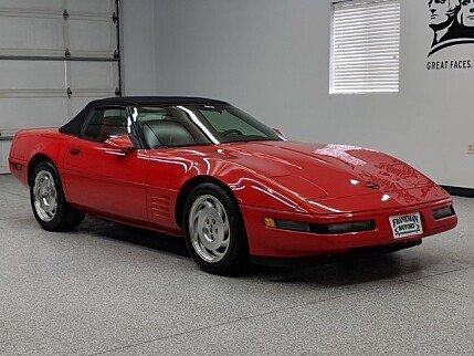 1994 Chevrolet Corvette Convertible for sale 101003921
