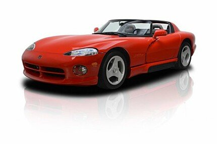 1994 Dodge Viper RT/10 Roadster for sale 100786355