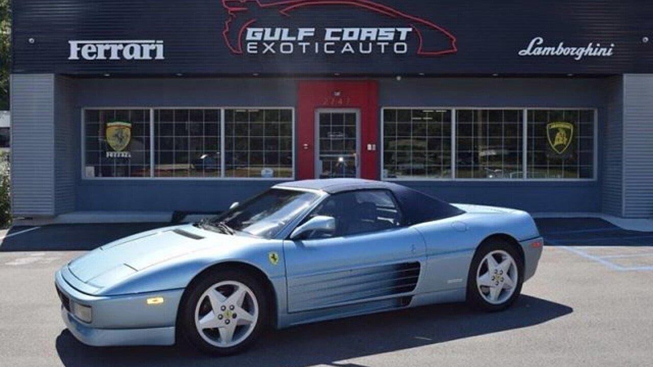 1994 Ferrari 348 Spider for sale 100927691