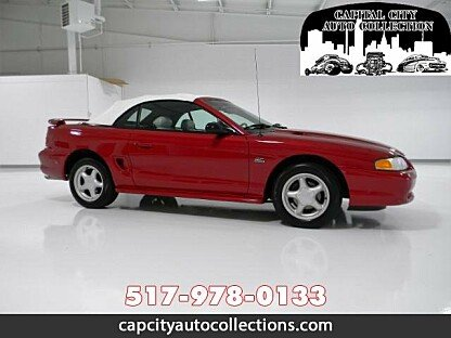 1994 Ford Mustang GT Convertible for sale 100894151