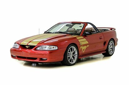 1994 Ford Mustang GT Convertible for sale 100928170