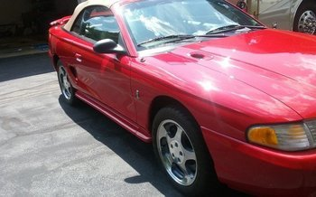 1994 Ford Mustang Cobra Convertible for sale 100962659